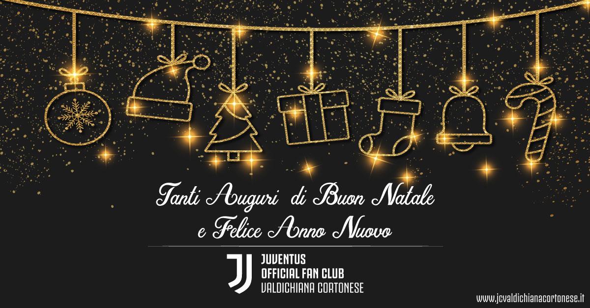 Juventus Buon Natale.Buone Feste Dallo Jc Valdichiana Cortonese Natale 2020
